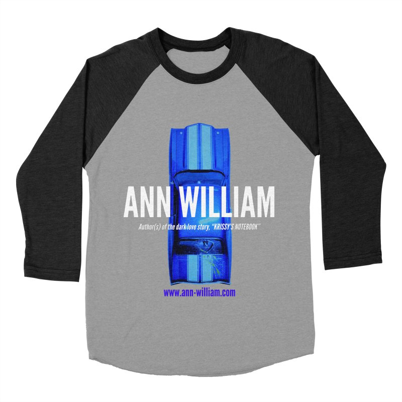 Seth's Chevelle 2 Women's Baseball Triblend Longsleeve T-Shirt by The Ann William Fiction Writer(s) Artist Shop