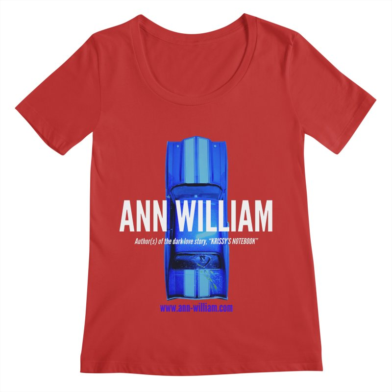 Seth's Chevelle 2 Women's Regular Scoop Neck by The Ann William Fiction Writer(s) Artist Shop