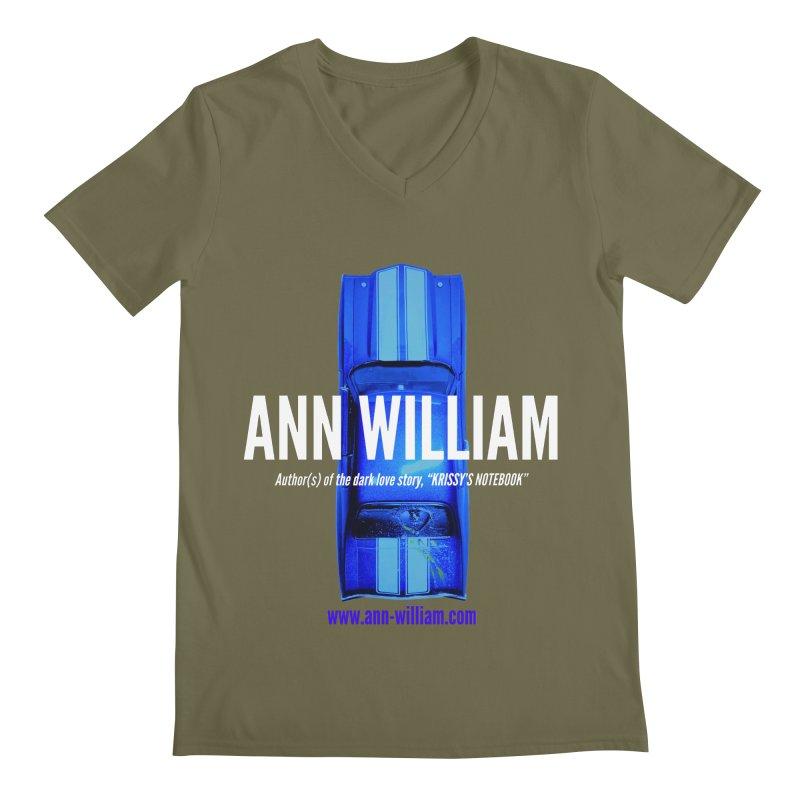 Seth's Chevelle 2 Men's Regular V-Neck by The Ann William Fiction Writer(s) Artist Shop