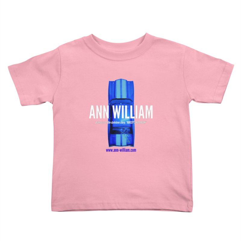 Seth's Chevelle 2 Kids Toddler T-Shirt by The Ann William Fiction Writer(s) Artist Shop