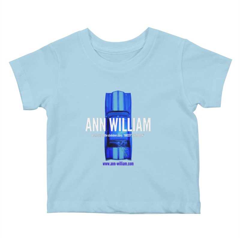 Seth's Chevelle 2 Kids Baby T-Shirt by The Ann William Fiction Writer(s) Artist Shop