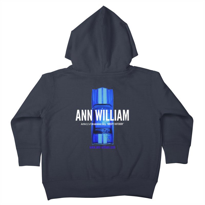 Seth's Chevelle 2 Kids Toddler Zip-Up Hoody by The Ann William Fiction Writer(s) Artist Shop