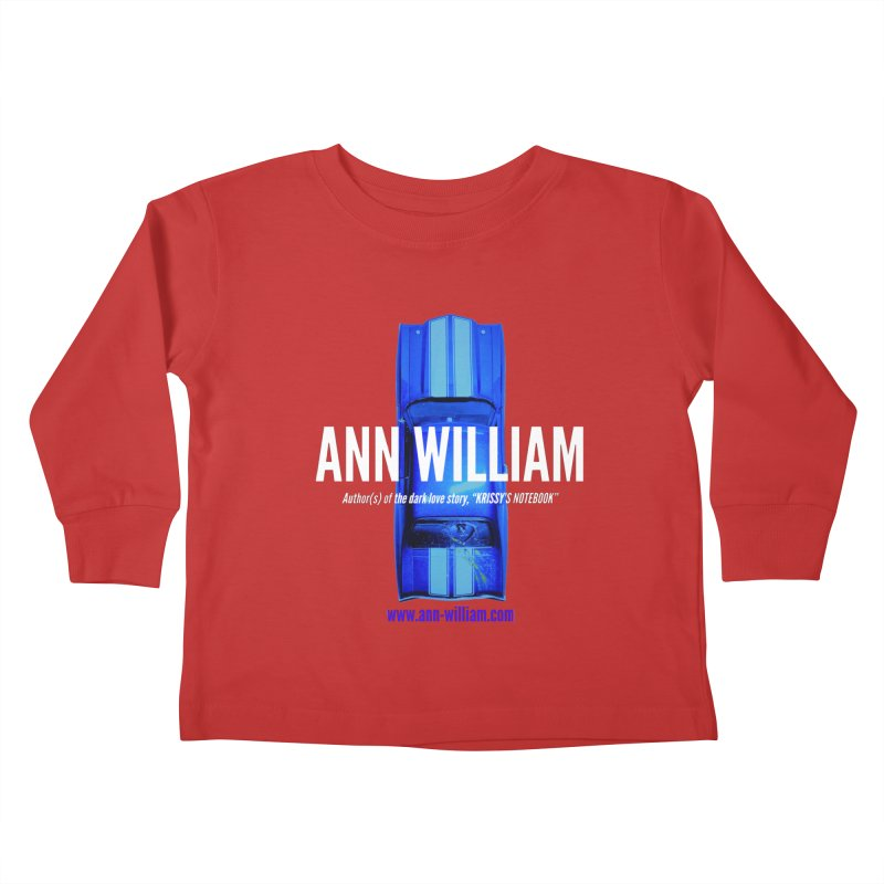 Seth's Chevelle 2 Kids Toddler Longsleeve T-Shirt by The Ann William Fiction Writer(s) Artist Shop