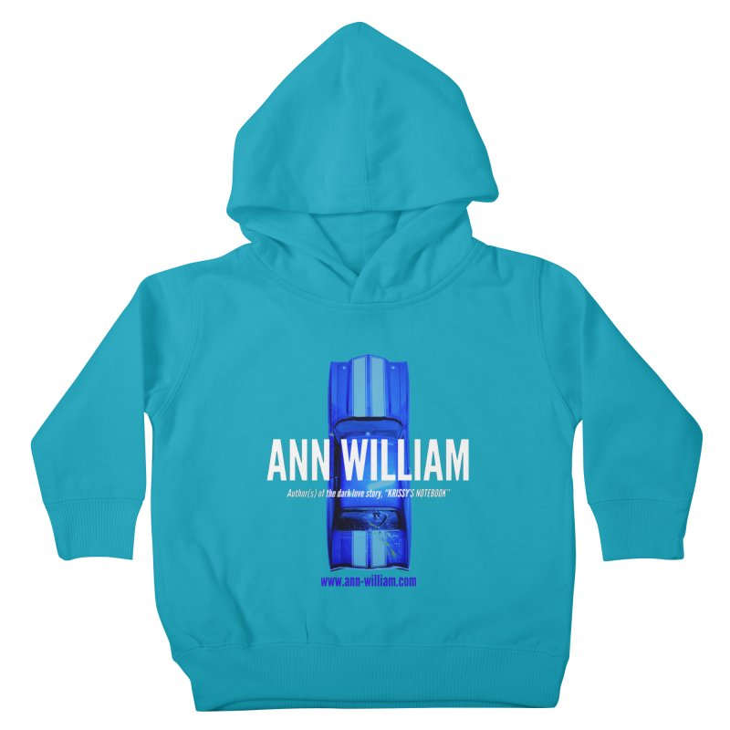Seth's Chevelle 2 Kids Toddler Pullover Hoody by The Ann William Fiction Writer(s) Artist Shop