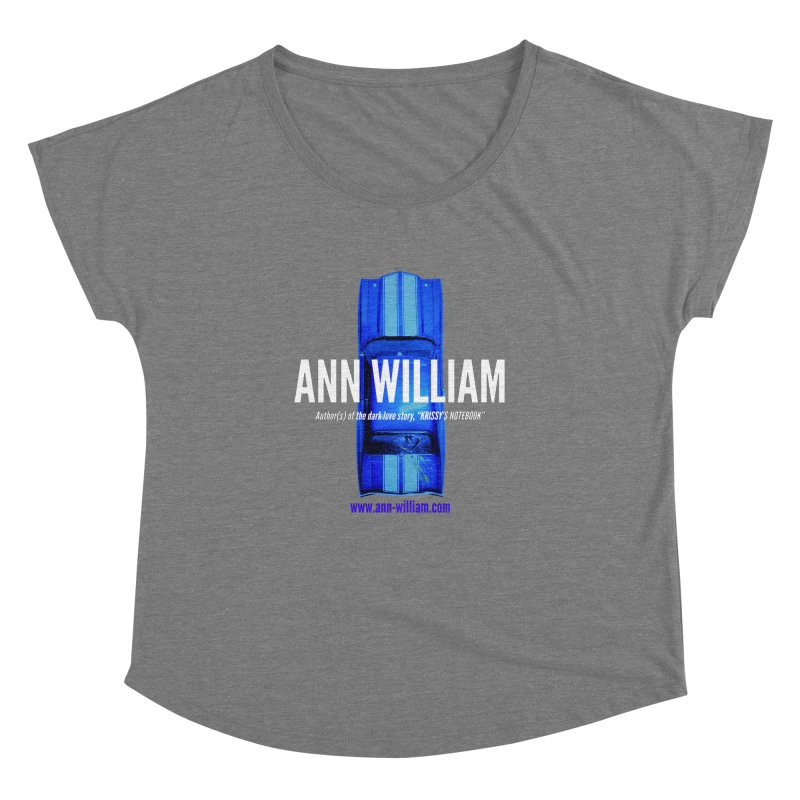 Seth's Chevelle 2 Women's Dolman Scoop Neck by The Ann William Fiction Writer(s) Artist Shop