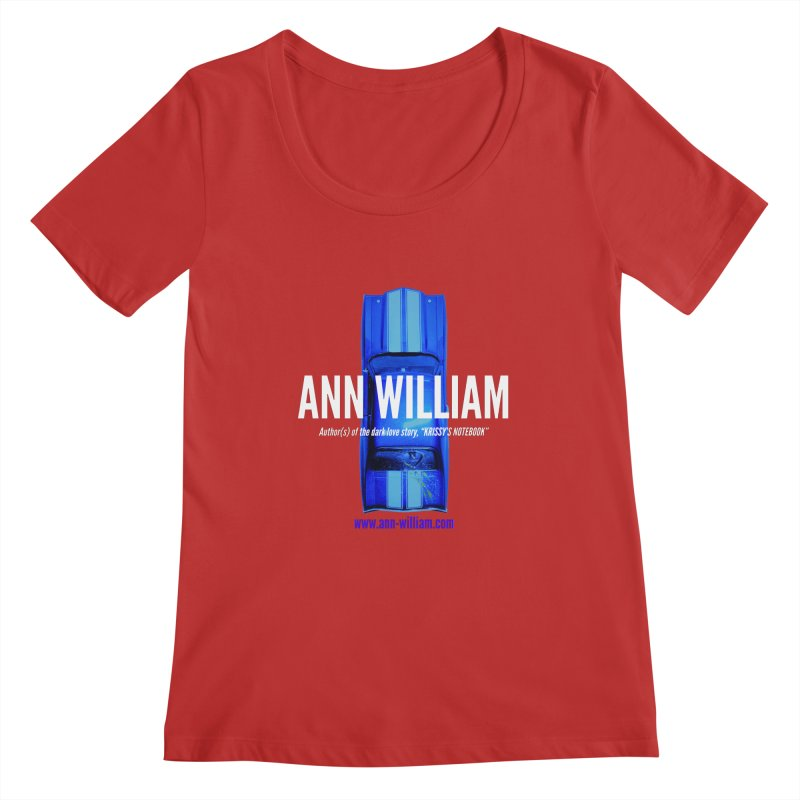 Seth's Chevelle 2 Women's Regular Scoop Neck by The Ann William Fiction Writer(s) Artist Shop
