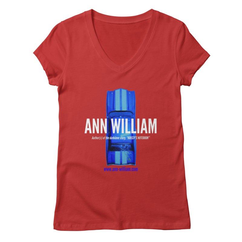 Seth's Chevelle 2 Women's Regular V-Neck by The Ann William Fiction Writer(s) Artist Shop