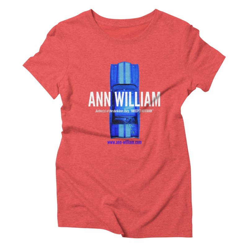 Seth's Chevelle 2 Women's Triblend T-Shirt by The Ann William Fiction Writer(s) Artist Shop