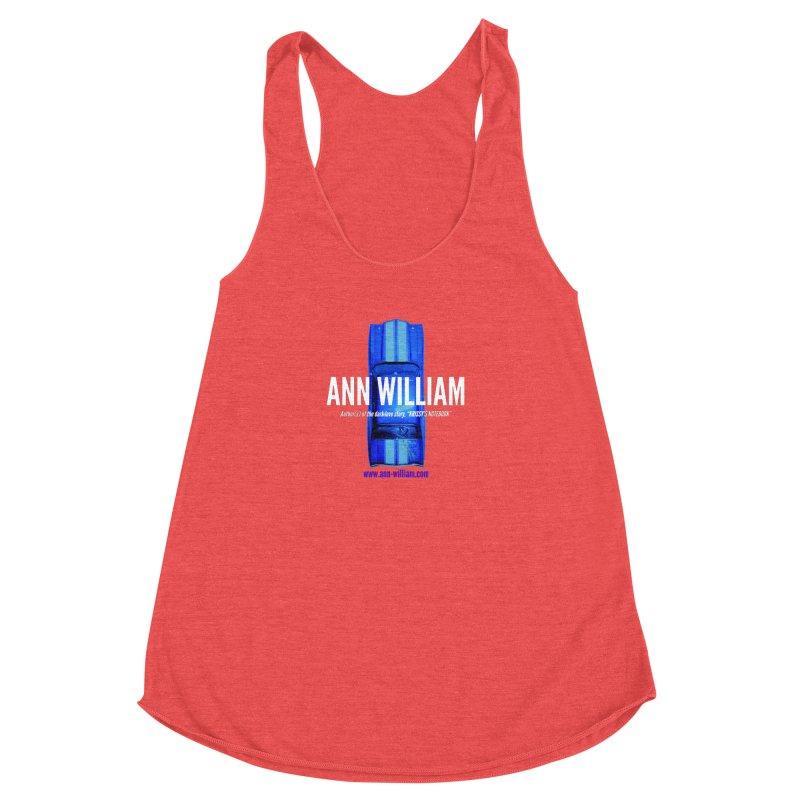 Seth's Chevelle 2 Women's Tank by The Ann William Fiction Writer(s) Artist Shop