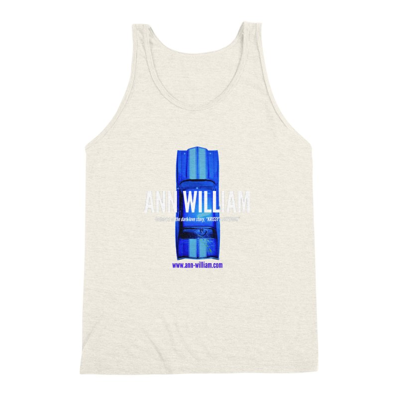 Seth's Chevelle 2 Men's Triblend Tank by The Ann William Fiction Writer(s) Artist Shop