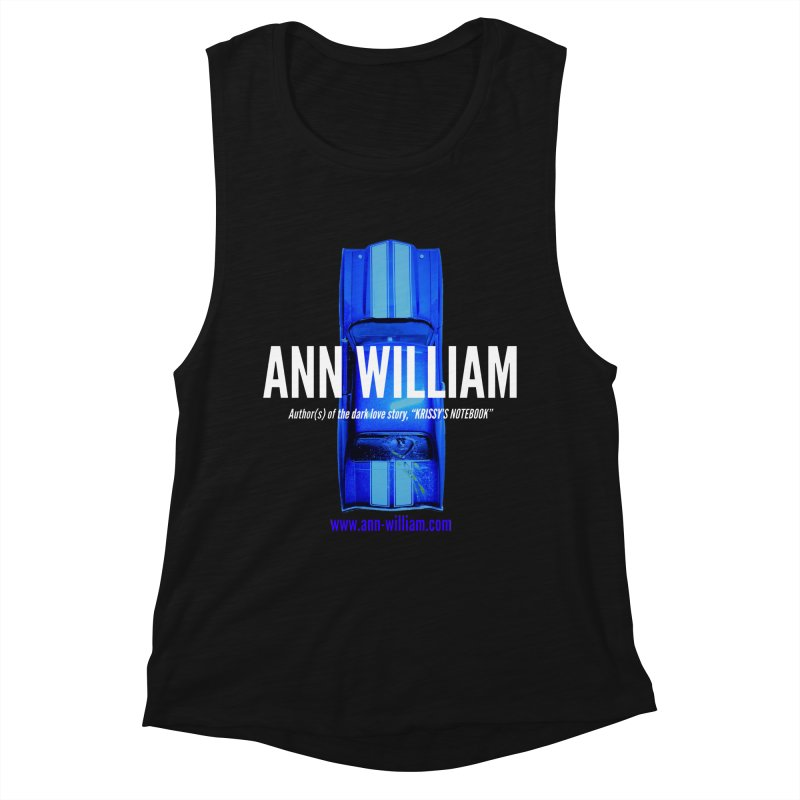 Seth's Chevelle 2 Women's Muscle Tank by The Ann William Fiction Writer(s) Artist Shop