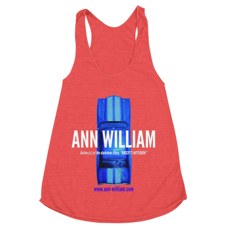 Seth's Chevelle 2 Women's Tank by The Ann William Fiction Writer(s) Artist Shop