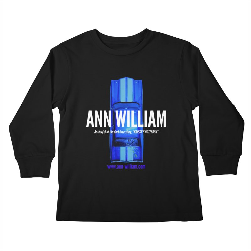 Seth's Chevelle 2 Kids Longsleeve T-Shirt by The Ann William Fiction Writer(s) Artist Shop