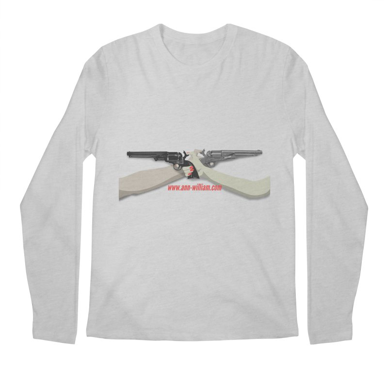 """""""Dueling Personalities"""" (No Text Version) Men's Regular Longsleeve T-Shirt by The Ann William Fiction Writer(s) Artist Shop"""