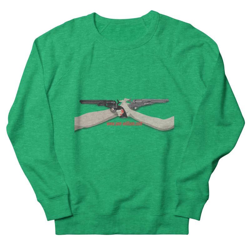 """""""Dueling Personalities"""" (No Text Version) Men's French Terry Sweatshirt by The Ann William Fiction Writer(s) Artist Shop"""