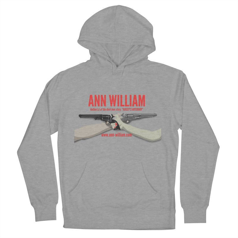 """Dueling Personalities"" Women's Pullover Hoody by The Ann William Fiction Writer(s) Artist Shop"
