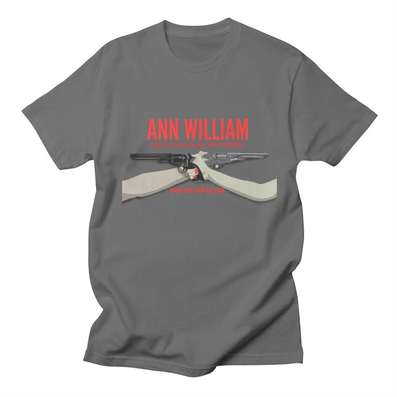 """""""Dueling Personalities"""" Men's T-Shirt by The Ann William Fiction Writer(s) Artist Shop"""