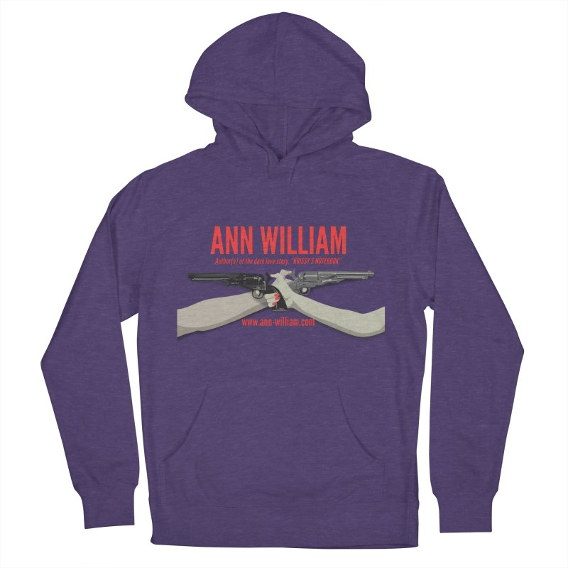 """Dueling Personalities"" Men's French Terry Pullover Hoody by The Ann William Fiction Writer(s) Artist Shop"