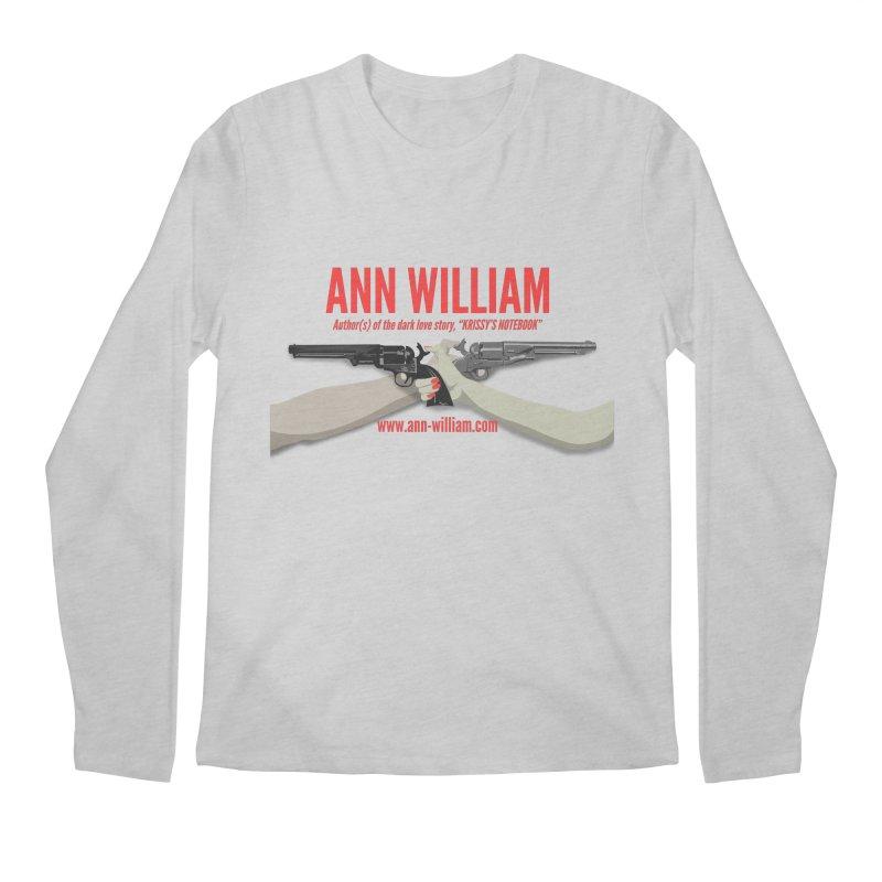 """Dueling Personalities"" Men's Regular Longsleeve T-Shirt by The Ann William Fiction Writer(s) Artist Shop"