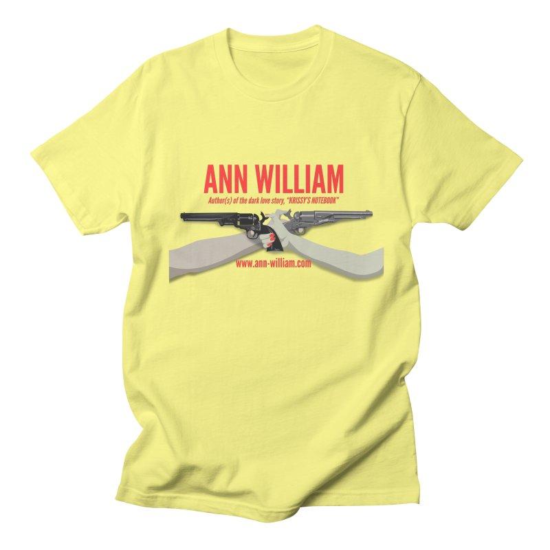 """Dueling Personalities"" Women's Regular Unisex T-Shirt by The Ann William Fiction Writer(s) Artist Shop"