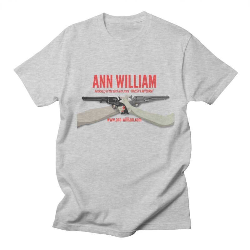 """Dueling Personalities"" Men's Regular T-Shirt by The Ann William Fiction Writer(s) Artist Shop"