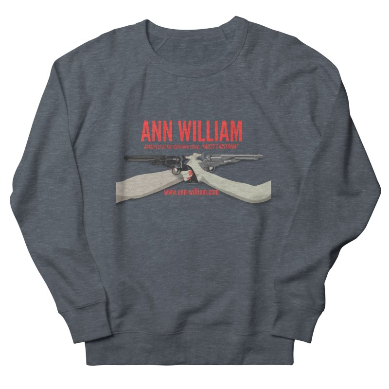 """""""Dueling Personalities"""" Women's French Terry Sweatshirt by The Ann William Fiction Writer(s) Artist Shop"""