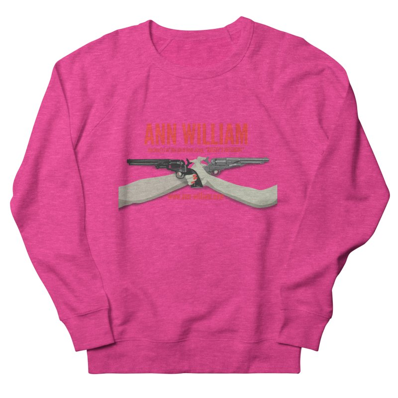 """Dueling Personalities"" Women's French Terry Sweatshirt by The Ann William Fiction Writer(s) Artist Shop"