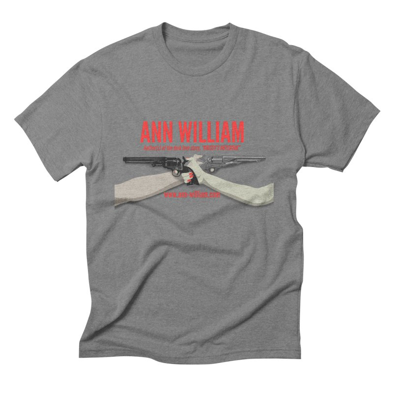 """""""Dueling Personalities"""" Men's Triblend T-Shirt by The Ann William Fiction Writer(s) Artist Shop"""