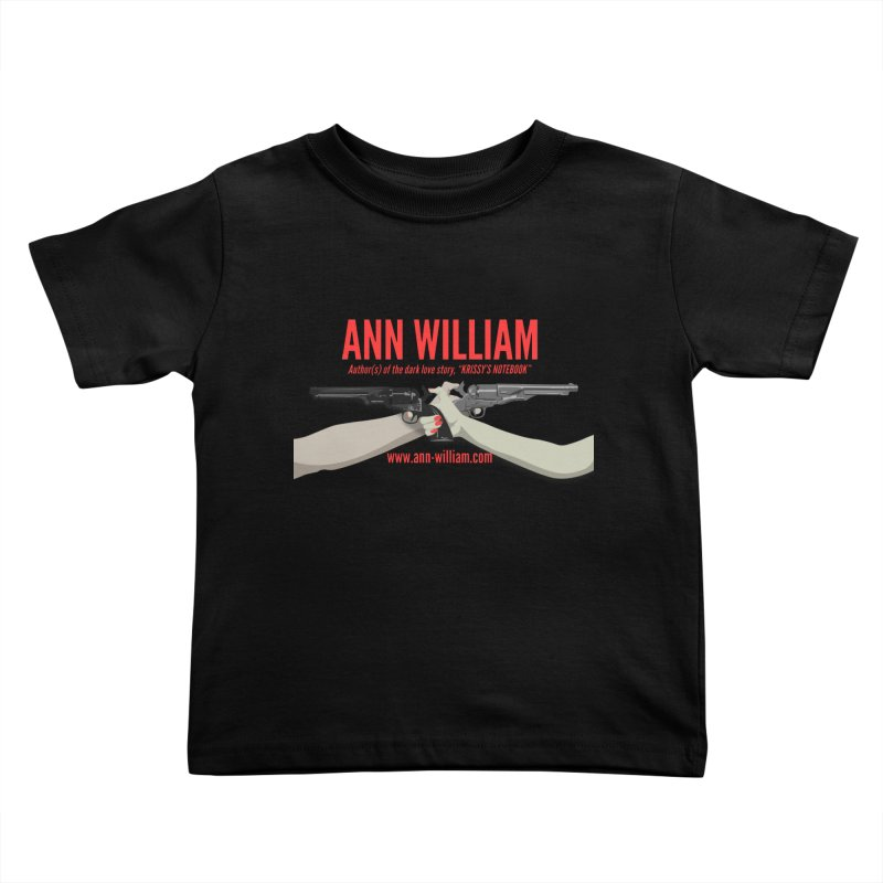 """Dueling Personalities"" Kids Toddler T-Shirt by The Ann William Fiction Writer(s) Artist Shop"