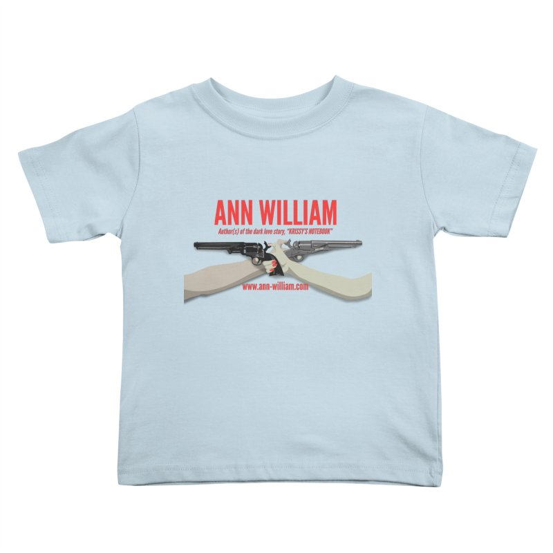 """""""Dueling Personalities"""" Kids Toddler T-Shirt by The Ann William Fiction Writer(s) Artist Shop"""