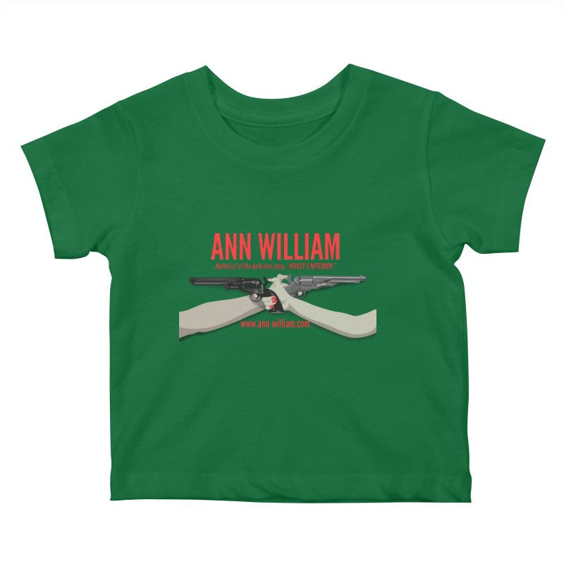 """""""Dueling Personalities"""" Kids Baby T-Shirt by The Ann William Fiction Writer(s) Artist Shop"""