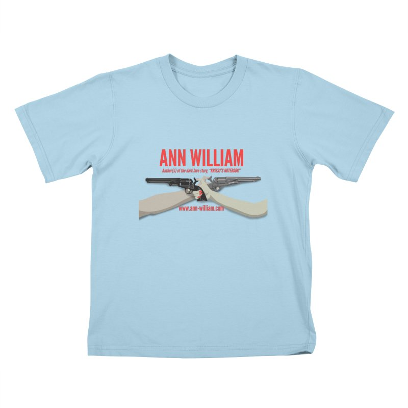 """Dueling Personalities"" Kids T-Shirt by The Ann William Fiction Writer(s) Artist Shop"