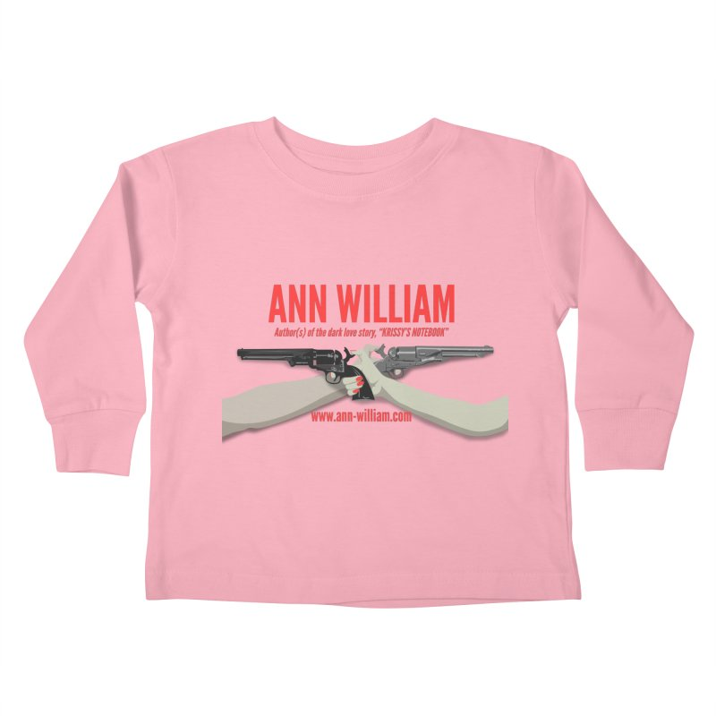 """Dueling Personalities"" Kids Toddler Longsleeve T-Shirt by The Ann William Fiction Writer(s) Artist Shop"