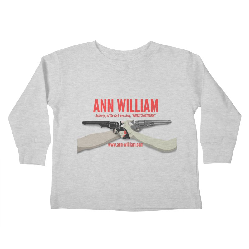 """""""Dueling Personalities"""" Kids Toddler Longsleeve T-Shirt by The Ann William Fiction Writer(s) Artist Shop"""