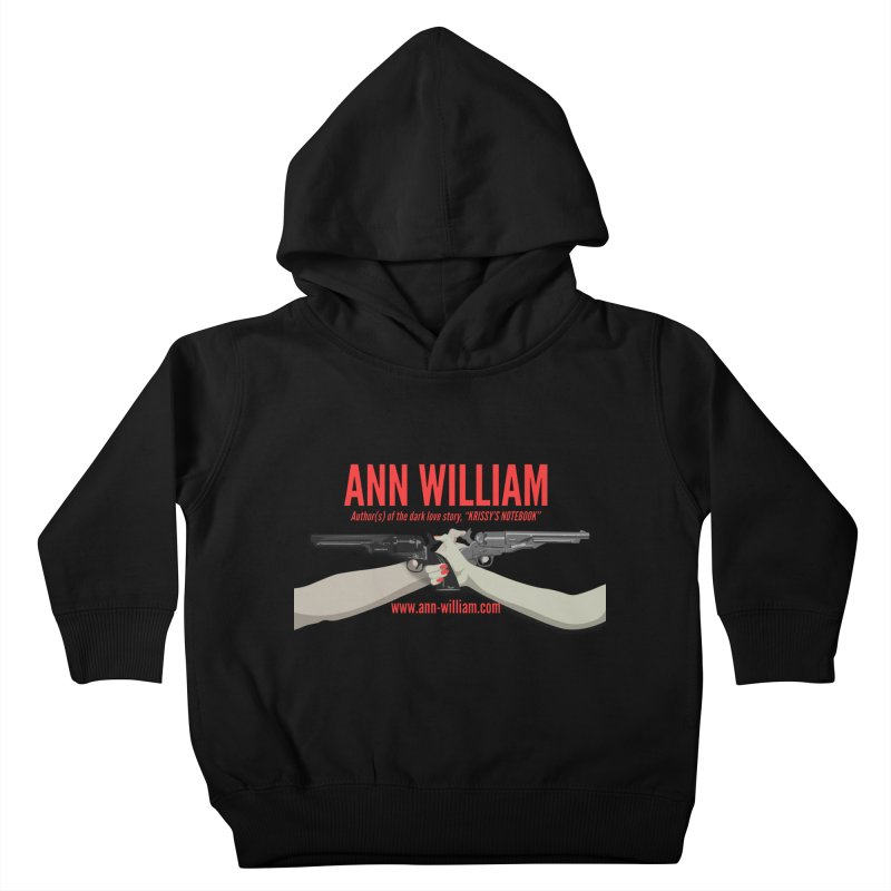 """Dueling Personalities"" Kids Toddler Pullover Hoody by The Ann William Fiction Writer(s) Artist Shop"