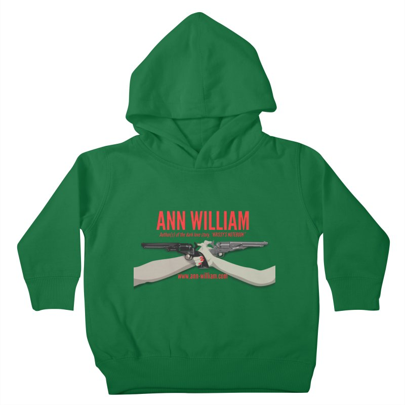 """""""Dueling Personalities"""" Kids Toddler Pullover Hoody by The Ann William Fiction Writer(s) Artist Shop"""