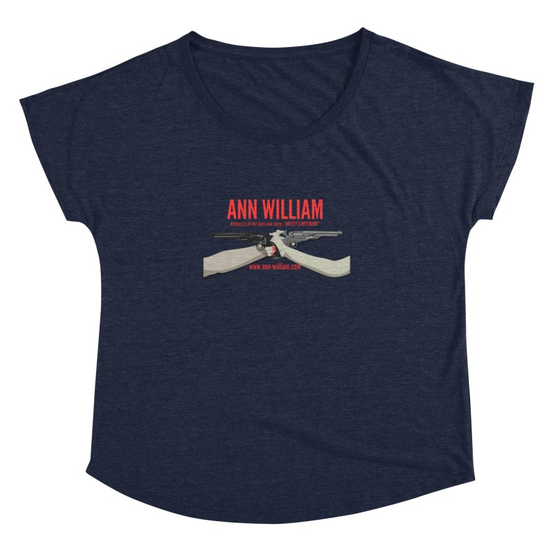 """Dueling Personalities"" Women's Dolman Scoop Neck by The Ann William Fiction Writer(s) Artist Shop"