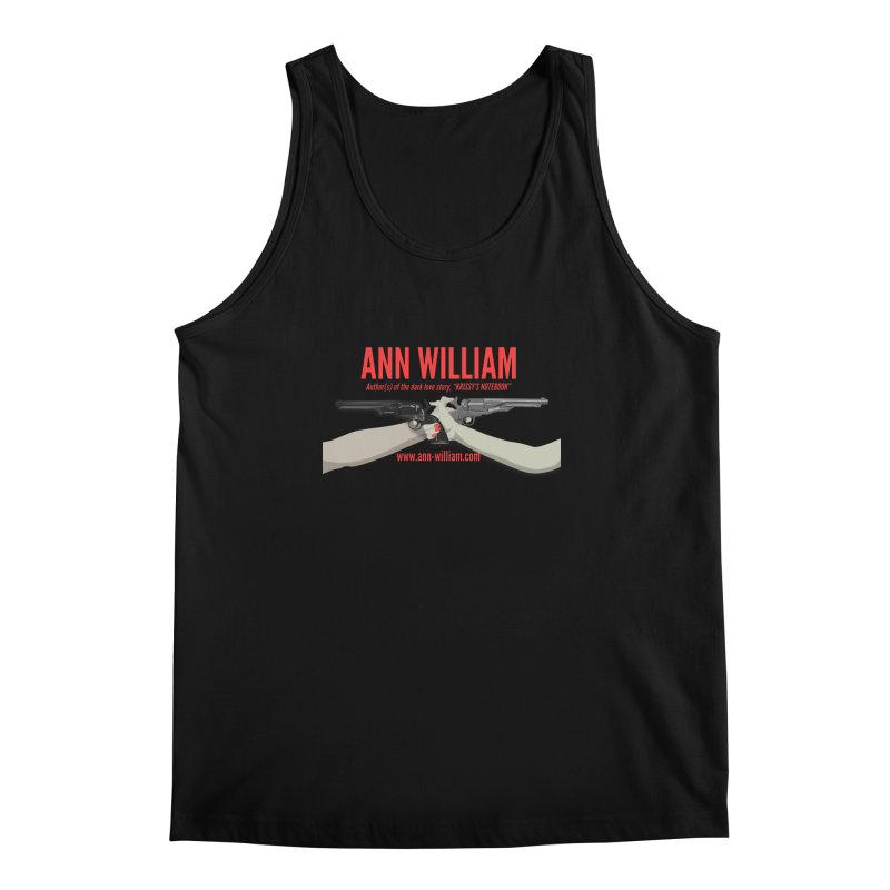 """Dueling Personalities"" Men's Regular Tank by The Ann William Fiction Writer(s) Artist Shop"