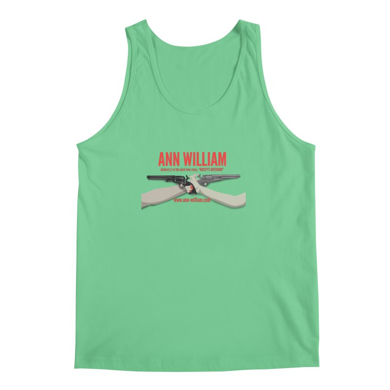 """""""Dueling Personalities"""" Men's Regular Tank by The Ann William Fiction Writer(s) Artist Shop"""