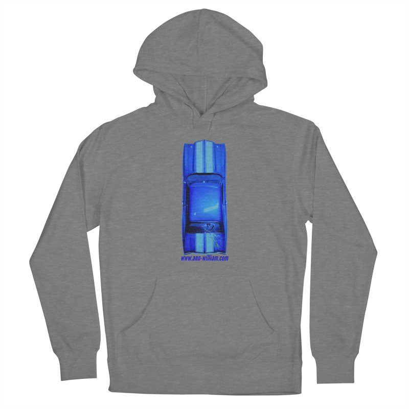 Seth's Chevelle 2 (No Text Version) Men's French Terry Pullover Hoody by The Ann William Fiction Writer(s) Artist Shop