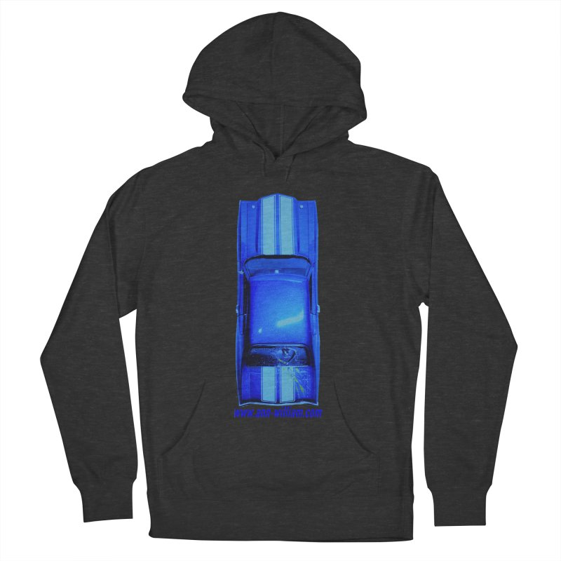 Seth's Chevelle 2 (No Text Version) Women's French Terry Pullover Hoody by The Ann William Fiction Writer(s) Artist Shop