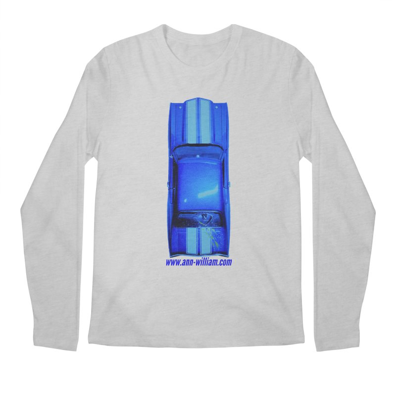 Seth's Chevelle 2 (No Text Version) Men's Regular Longsleeve T-Shirt by The Ann William Fiction Writer(s) Artist Shop
