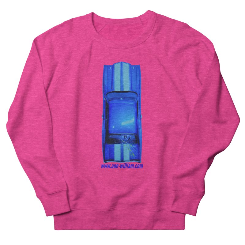 Seth's Chevelle 2 (No Text Version) Women's French Terry Sweatshirt by The Ann William Fiction Writer(s) Artist Shop