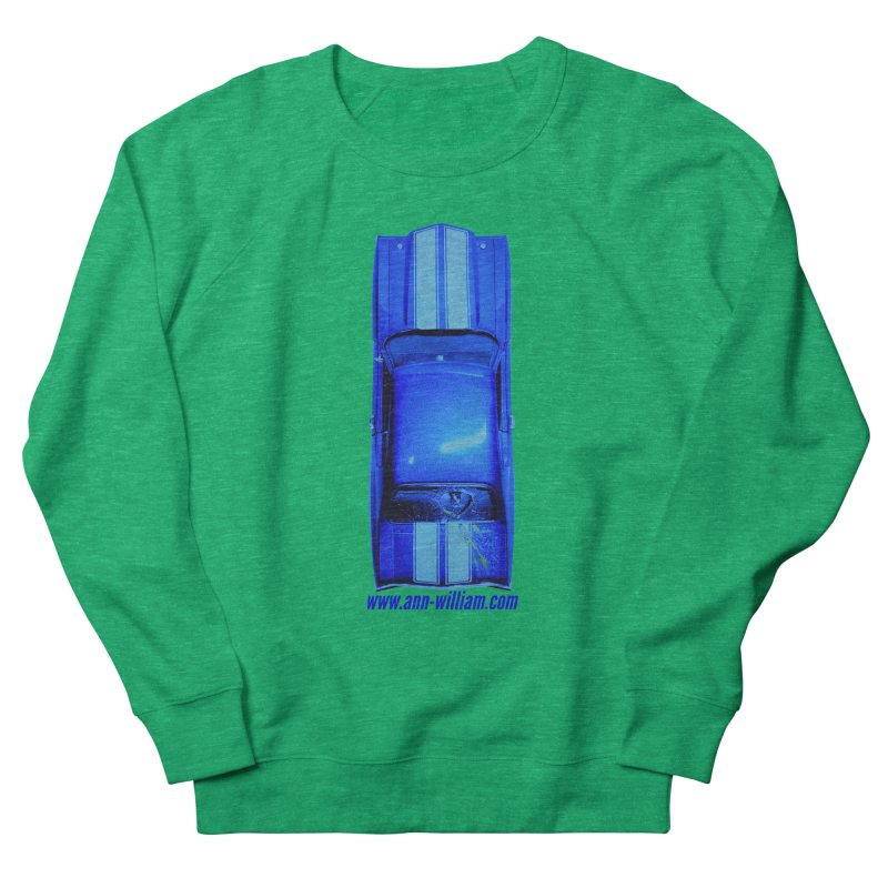 Seth's Chevelle 2 (No Text Version) Men's French Terry Sweatshirt by The Ann William Fiction Writer(s) Artist Shop