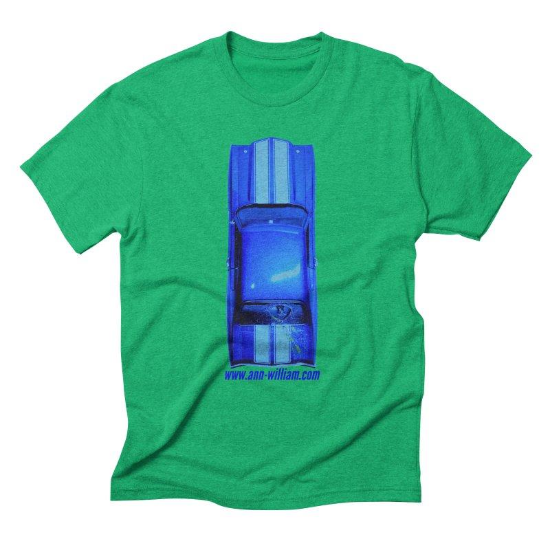 Seth's Chevelle 2 (No Text Version) Men's Triblend T-Shirt by The Ann William Fiction Writer(s) Artist Shop