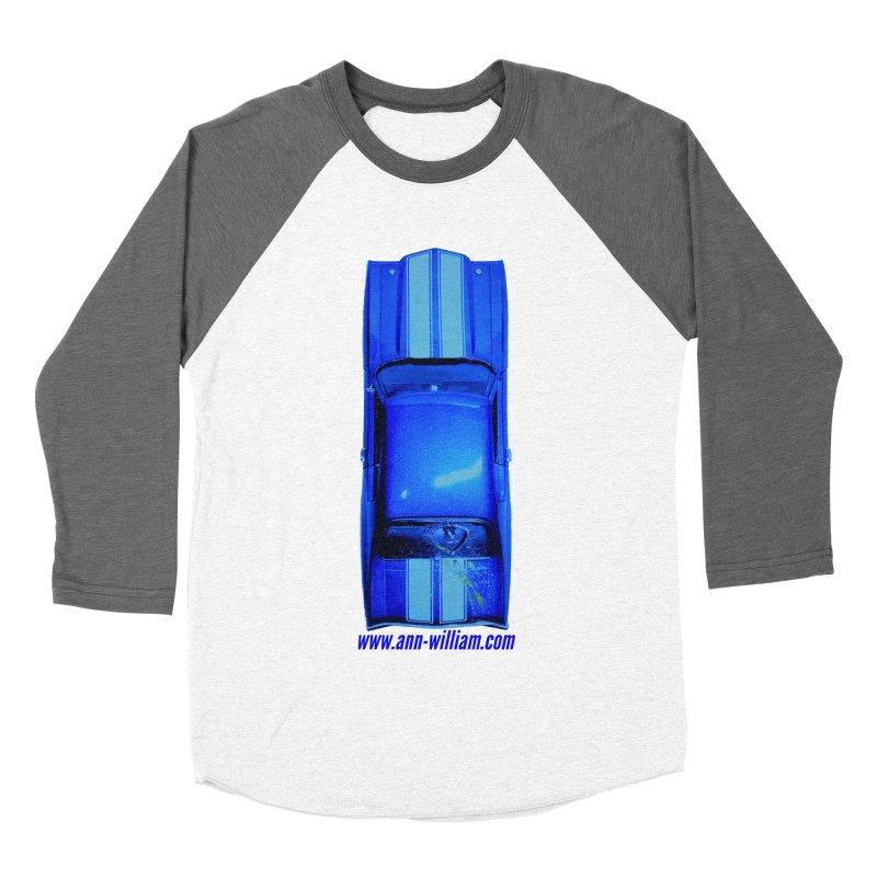Seth's Chevelle 2 (No Text Version) Men's Baseball Triblend Longsleeve T-Shirt by The Ann William Fiction Writer(s) Artist Shop