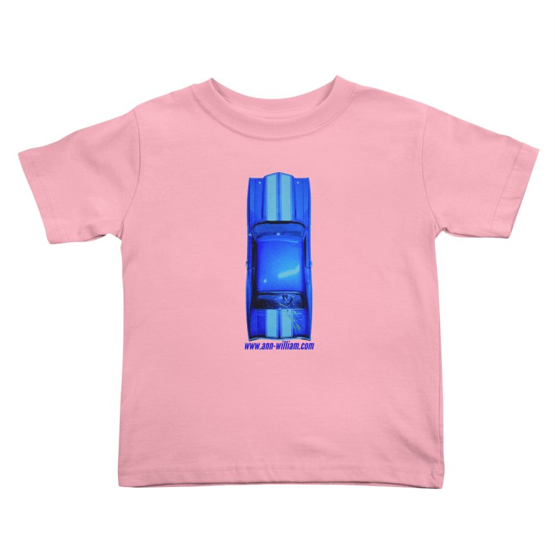 Seth's Chevelle 2 (No Text Version) Kids Toddler T-Shirt by The Ann William Fiction Writer(s) Artist Shop