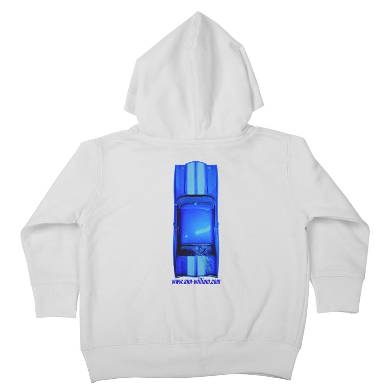 Seth's Chevelle 2 (No Text Version) Kids Toddler Zip-Up Hoody by The Ann William Fiction Writer(s) Artist Shop