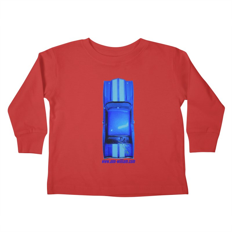 Seth's Chevelle 2 (No Text Version) Kids Toddler Longsleeve T-Shirt by The Ann William Fiction Writer(s) Artist Shop