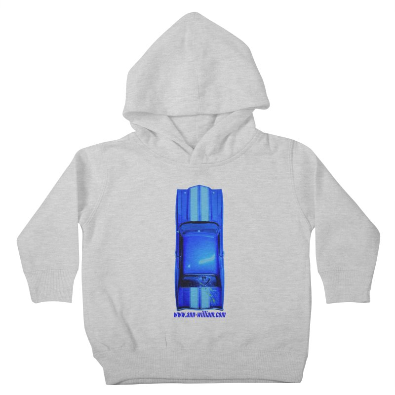 Seth's Chevelle 2 (No Text Version) Kids Toddler Pullover Hoody by The Ann William Fiction Writer(s) Artist Shop